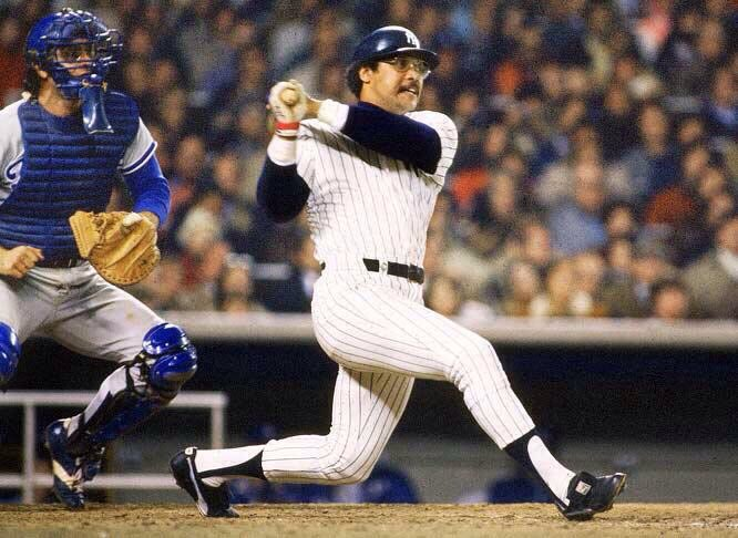Happy Birthday to my favorite Yankee of all time, Reggie Jackson aka Mr. October!