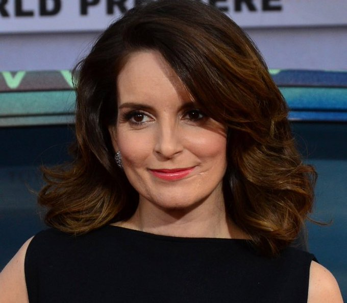 Today s is Tina Fey! Happy Birthday!