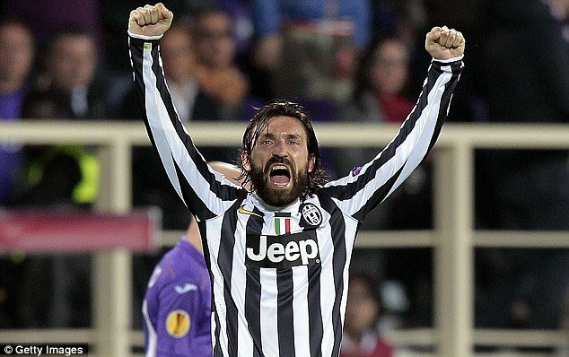 Happy birthday to Il Maestro Andrea Pirlo, who turns 39 today.  Games: 164 Goals: 19 Assists: 38