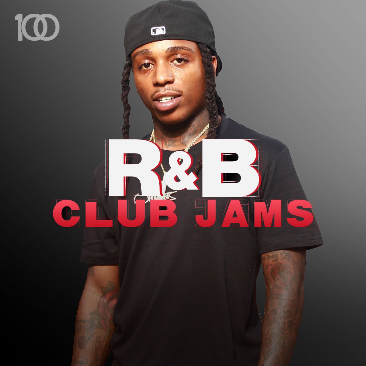 Big up @hundredkeepit for making me the face of R&B Club Jams. Listen to my new single Inside now! https://t.co/sxCTBfDyvP