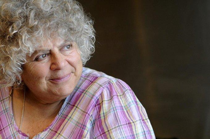 Happy 77th Birthday, Miriam Margolyes!