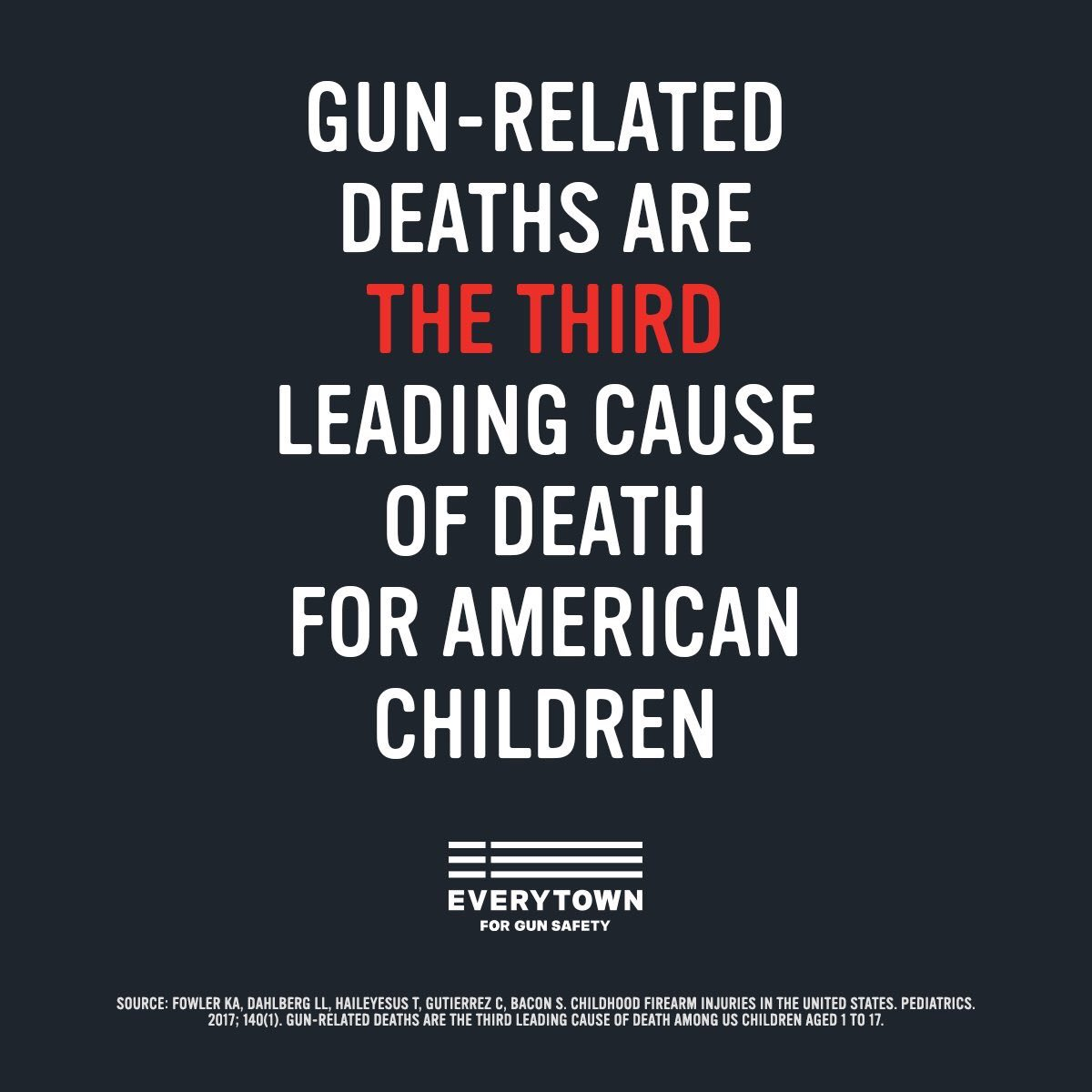 enough is enough. let's make a change. Text ACT to 644-33. https://t.co/1FFOzWau3P