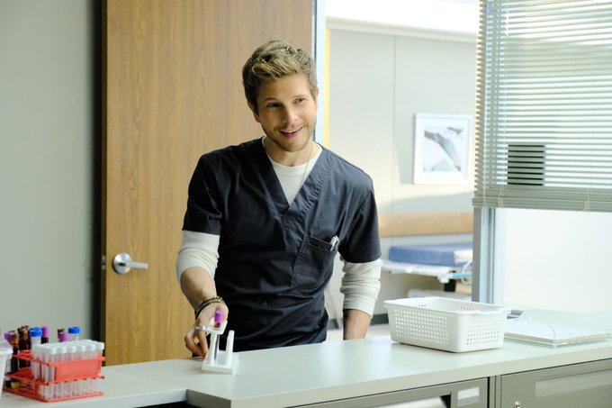 Happy birthday to our fearless leader. We hope it\s one for the books, Matt Czuchry!
