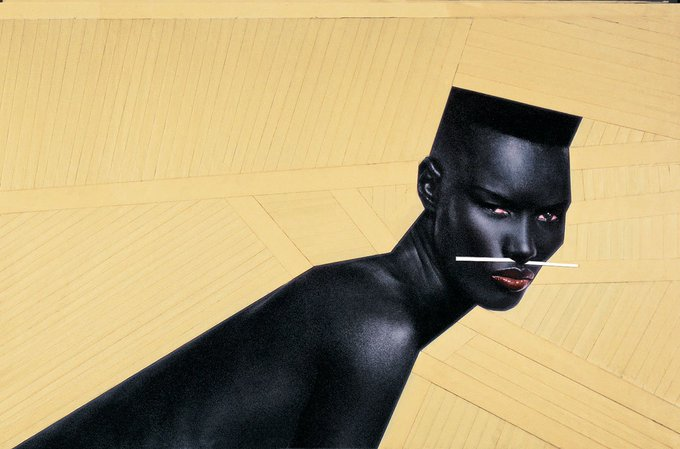 Ageing with grace | grace jones is 70 today | happy bday to an incommensurable icon | photo: j.p. goude