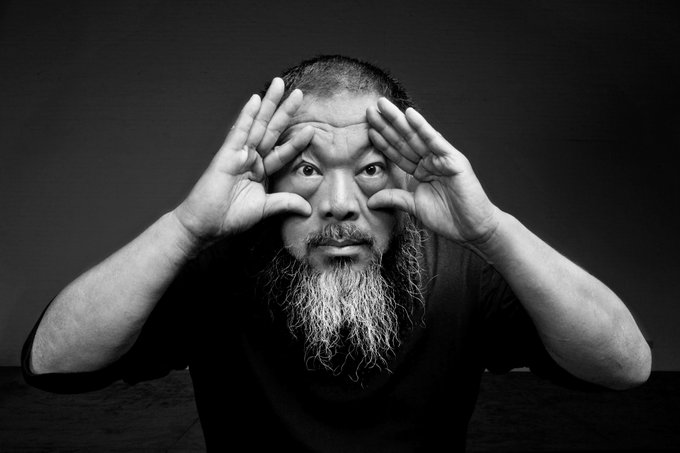 Happy birthday, Ai Weiwei! 60, today!