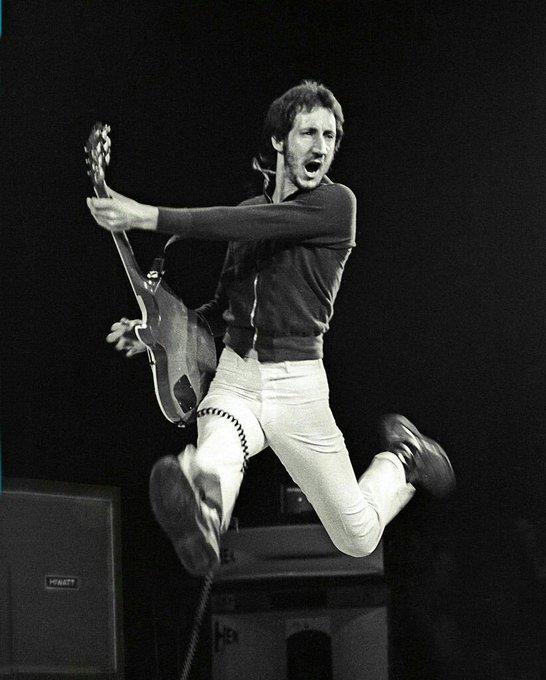 Happy Birthday Pete Townshend   The Who - Baba O\Reily
