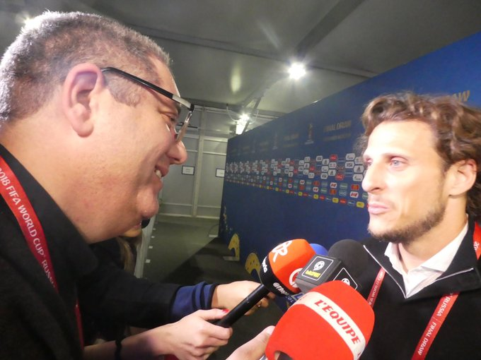 Happy 39th Birthday to Diego Forlan, have a great day my friend