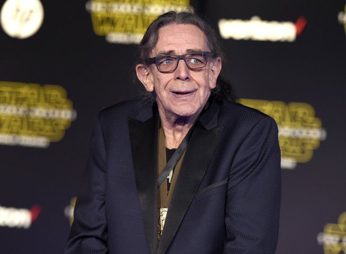 Happy Birthday to the original Chewie, Peter Mayhew! Huurh aaaaahnr uughghhhgh
