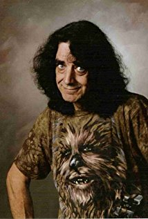 Happy birthday to real Chewie, Peter Mayhew!