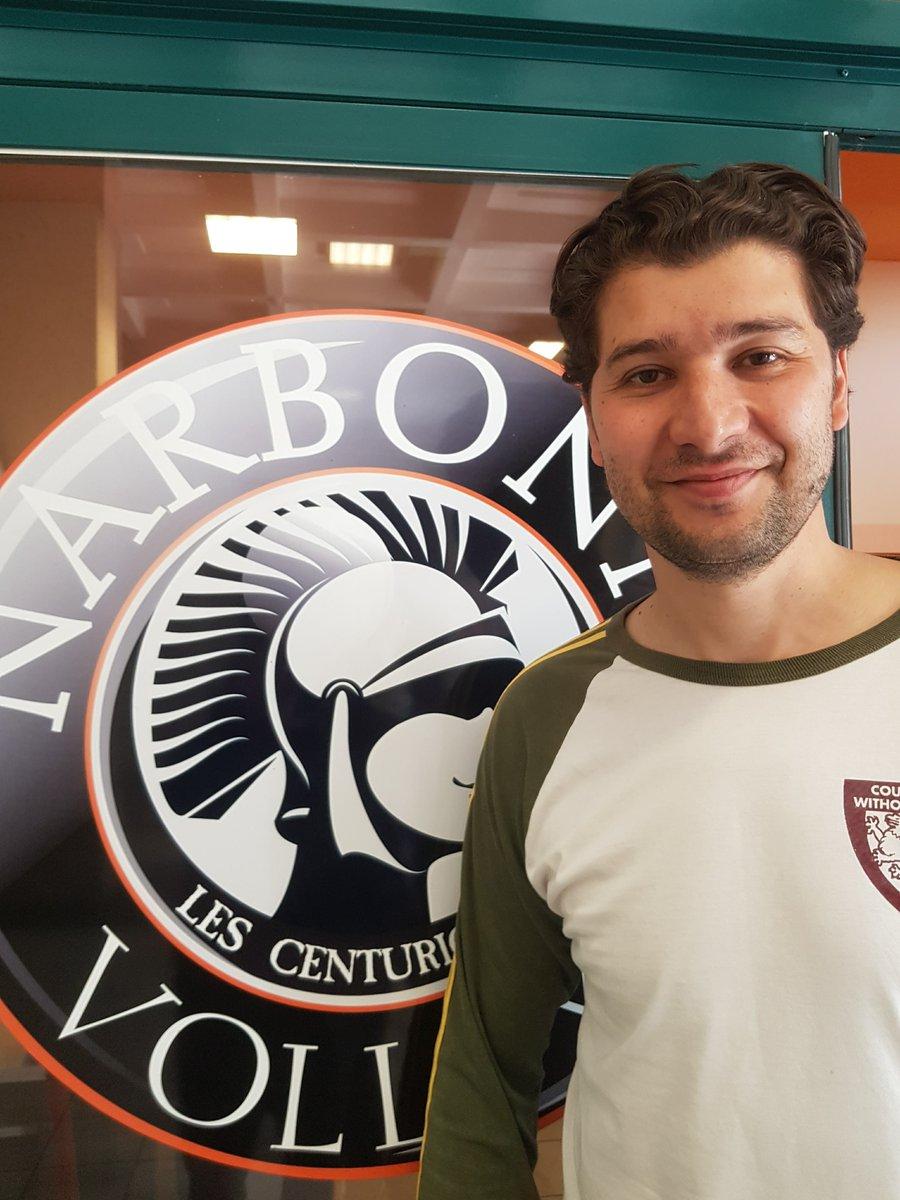 Guillermo Falasca, le nouvel entraîneur des #Centurions @LNVofficiel est à pied...