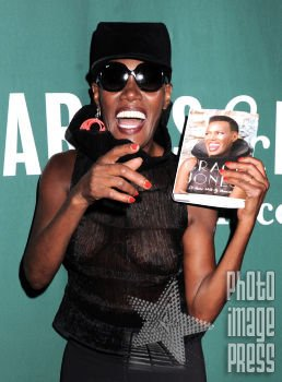 Happy Birthday Wishes to the Iconic Grace Jones!
