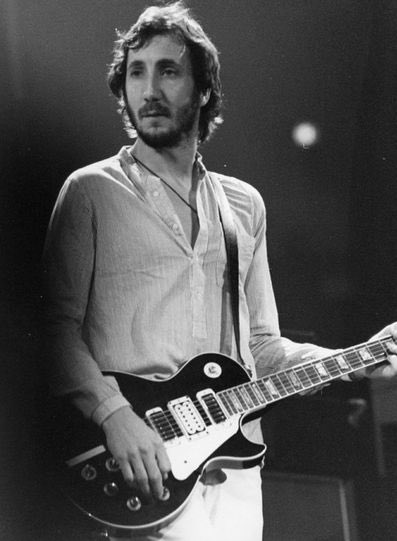 Happy 73rd Birthday To Pete Townshend - The Who
