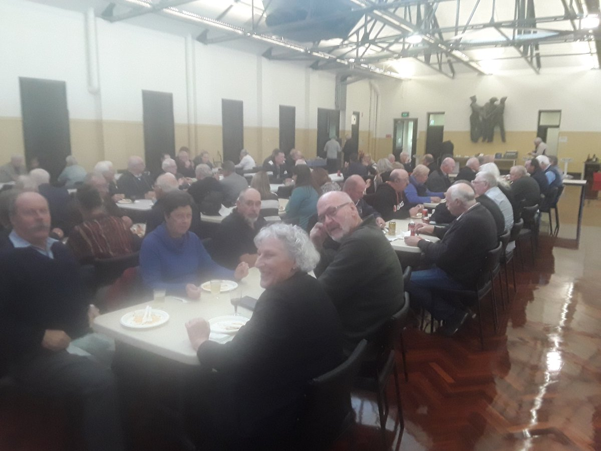 test Twitter Media - The success of ANZAC Day in Adelaide is due to the efforts of many volunteer marshals, bands and other participants. A marshals debrief and Thank-You lunch was held for the volunteers today, kindly catered by the Morphett Vale RSL Women's Auxiliary. Thank you all. https://t.co/N8vsgqdoXe