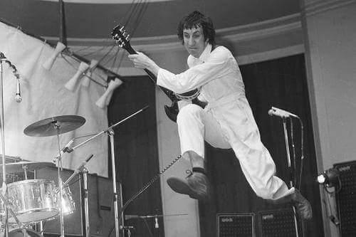 "Happy Birthday Peter Dennis Blandford \""Pete\"" Townshend born 19th May 1945"