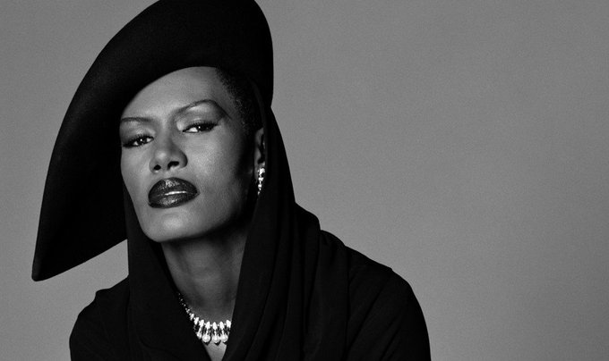 Grace Jones - Happy Birthday!