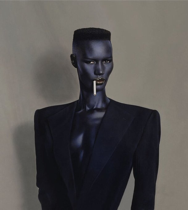 Happy 70th Birthday to the iconic Grace Jones