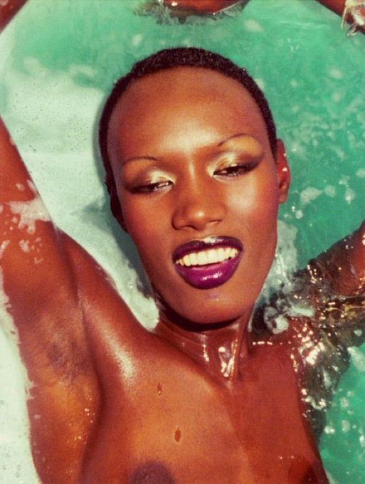 Happy Birthday Grace Jones.