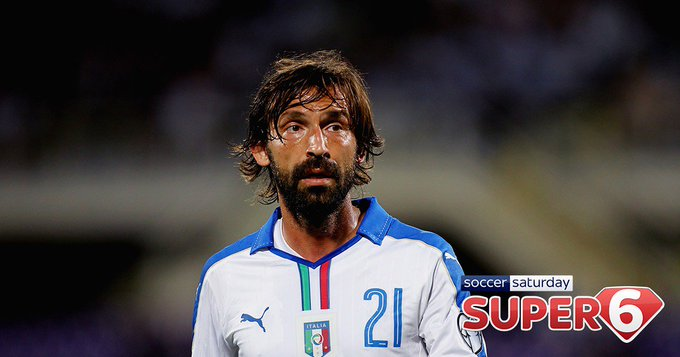Happy birthday Andrea Pirlo. Can you name a cooler footballer?