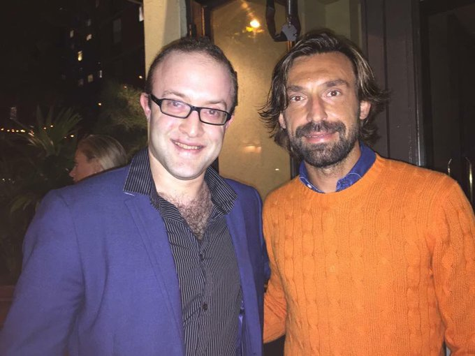 Happy birthday and all the best to the great, andrea pirlo