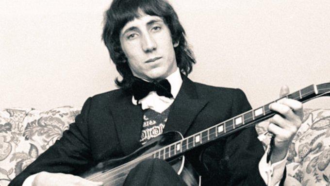 Happy birthday to legend Pete Townshend