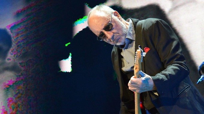 Happy Birthday Pete Townshend: The Who Performing Live Spotify Playlist