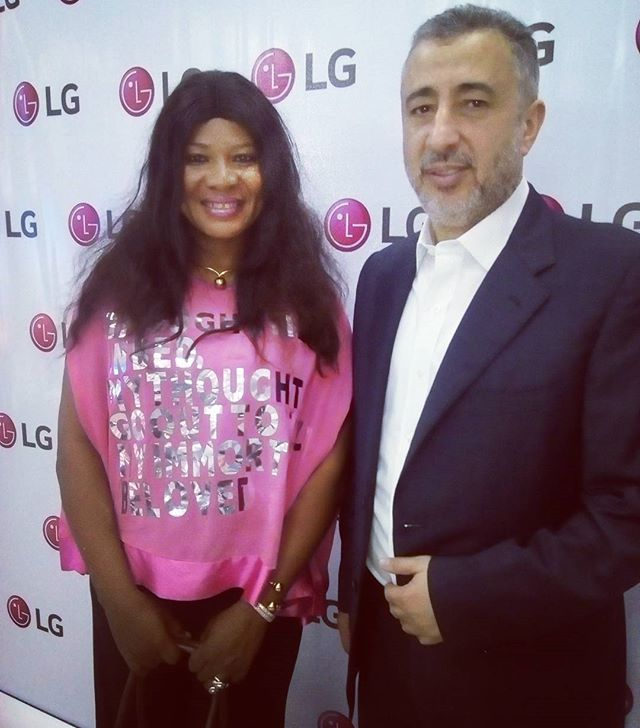 test Twitter Media - Mr Mohammed Fouani LG Franchise owner for West Africa and I today at the unveiling of Alex Iwobi as LG Brand Ambassador #mybeautifulafrica #my#africa #photography #exploreafrica #event #fashionpr #fashion #mauritius #ghana #gambia #photographer #accra… https://t.co/ViQhsXZrPy https://t.co/lpYsjrvzmT