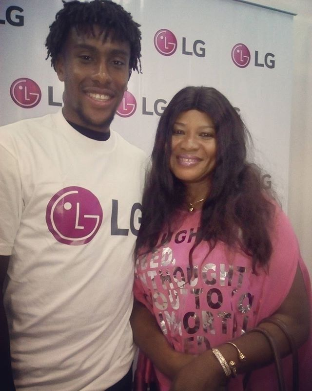 test Twitter Media - Alex Iwobi of Arsenal was today in Lagos unveiled as the new Brand Ambassador for LG Electronics Africa. #mybeautifulafrica #my #africa#tours #photography #exploreafrica #event #fashionpr #fashion #mauritius#ghana #visitafrica #tourism #vacation… https://t.co/A7aFfbS6wr https://t.co/ptlYS90Fx1