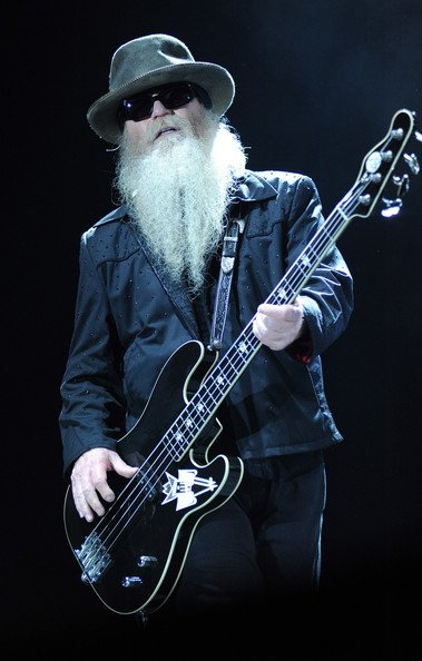 Happy Birthday inductee and Dusty Hill!