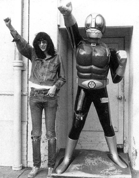Happy Birthday Joey Ramone!!
