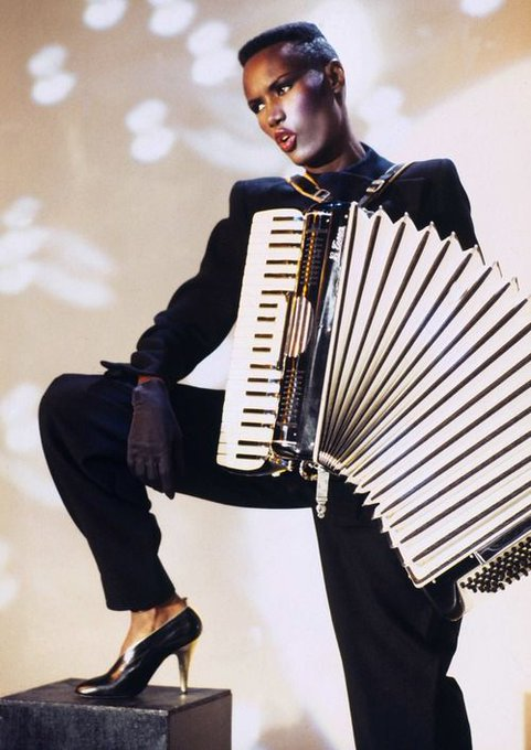 Happy 70th Birthday to Grace Jones