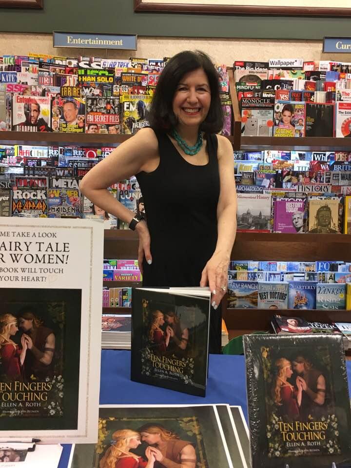 test Twitter Media - Having fun at Barnes & Noble book signing!  #fantasyfan #fantasyfiction #fantasynovel https://t.co/aasJKPVqWR https://t.co/R1tNGBvunU