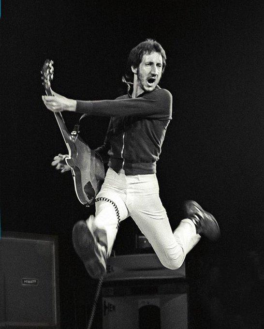 Happy birthday, Pete Townshend!