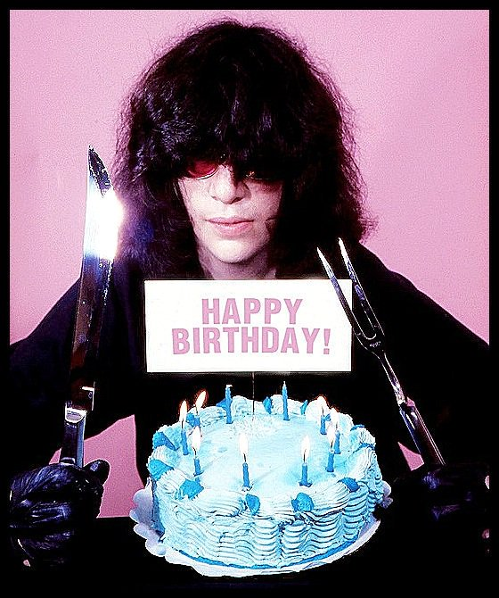 Happy Birthday Joey Ramone