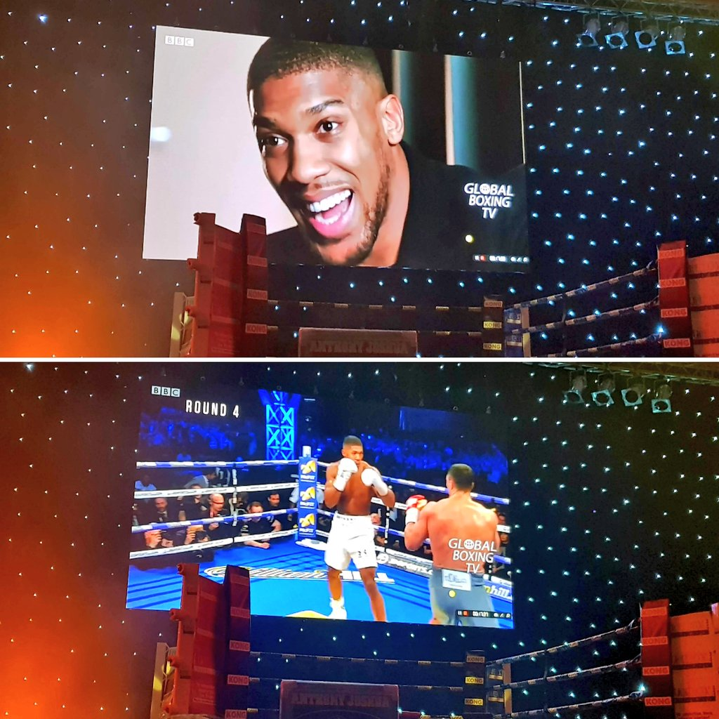 Guests currently enjoying #Joshuaklitschko documentary 🥊   @LifeExpWith @LighthousePoole https://t.co/BT5SXjh9Yw