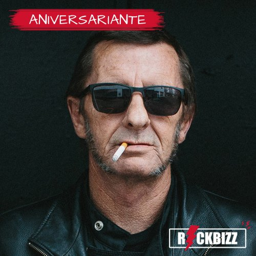 Happy Birthday, Phil Rudd!