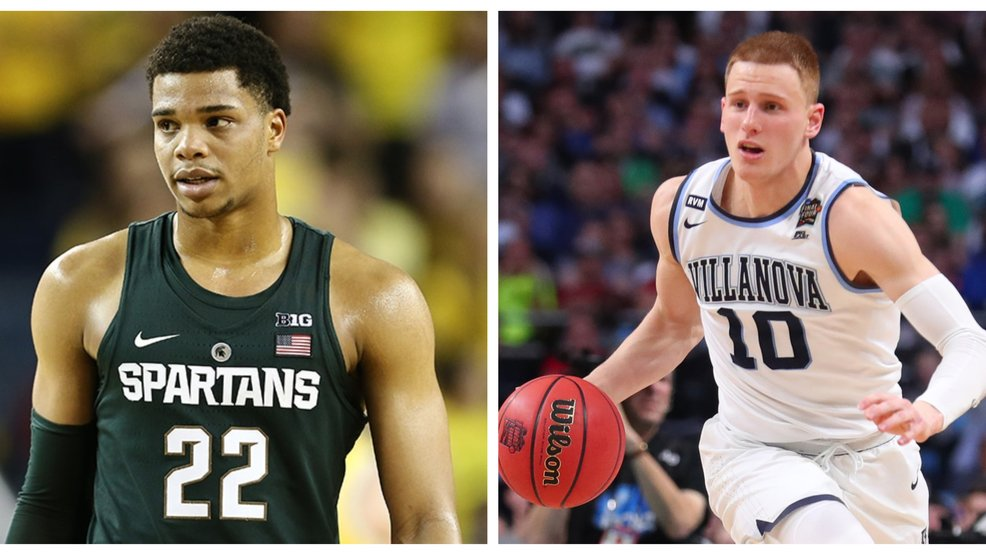 Spurs reportedly interviewed MSU's Bridges, Villanova's DiVincenzo https://t.co/Al3v2vVVEr #GoSpursGo https://t.co/OY7PNHQ88L
