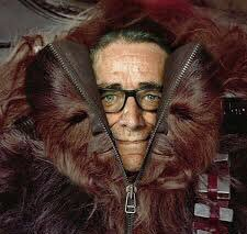 Happy birthday to our favorite Wookiee Peter Mayhew!