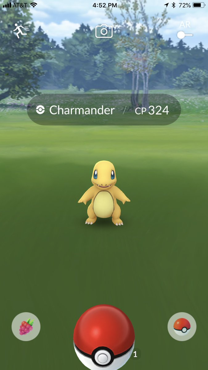 Blessed to have found 1 shiny Charmander before the event ended as I worked 13.5 hrs today at the hospital! https://t.co/8Lw0CG4BFI