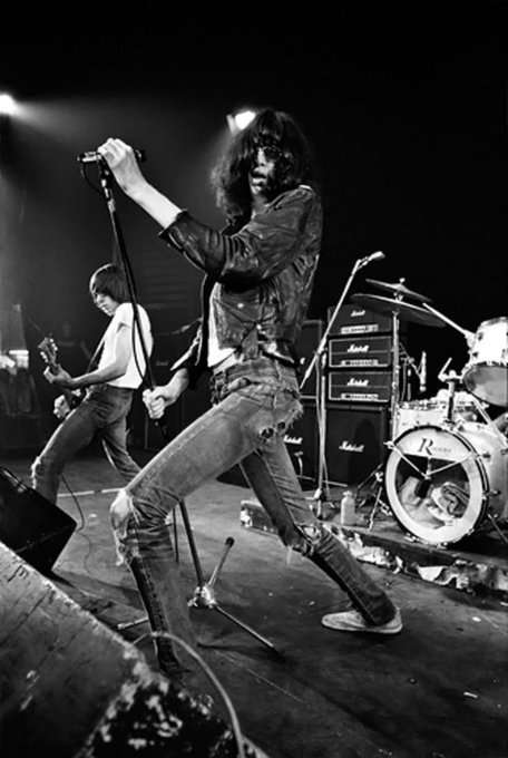 Happy birthday joey ramone!! your legend lives on