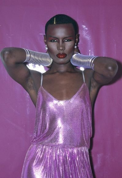 Happy 70th birthday to one of the most singular and iconic singers of the 80s, Grace Jones!