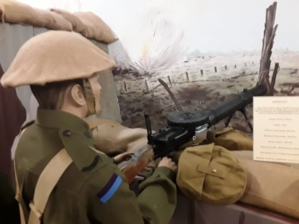 test Twitter Media - Army Museum of South Australia at Keswick Barracks, ANZAC Highway. Open Sundays 12-4pm, ample free parking. Exhibits of vehicles, weapons, uniforms, maps and interactive displays from colonial rule to present day. Adults $5, children $2, family $12. https://t.co/MyntfsTABQ https://t.co/JPQDW8HNGp