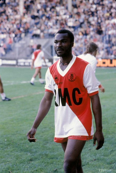 Happy birthday Roger Milla(20.5.1952)