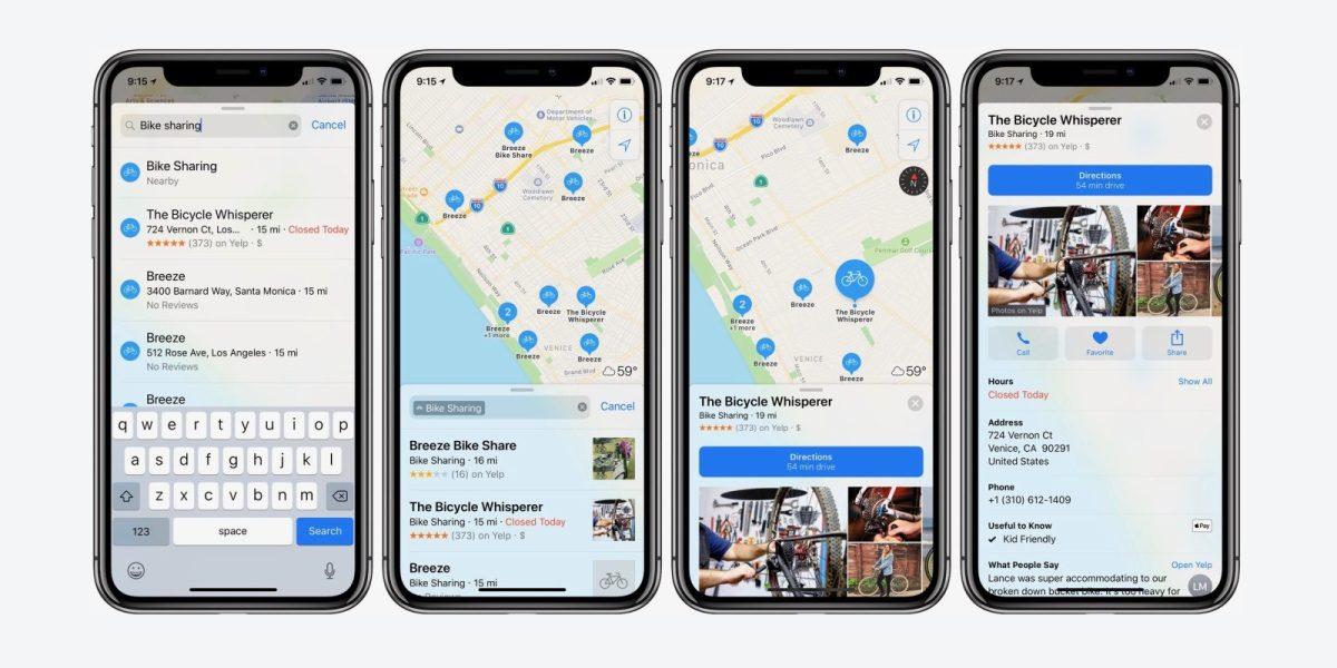 Five reasons to prefer Apple Maps over GoogleMaps https://t.co/qf7U96Uz8C by @bradleychambers https://t.co/UeamPEq2fW