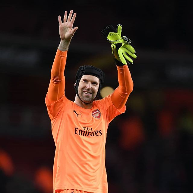 Happy birthday to Petr Cech who turns 36 years old today.