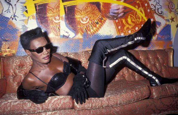 Happy Belated Birthday Grace Jones ~ Phenomenal woman!