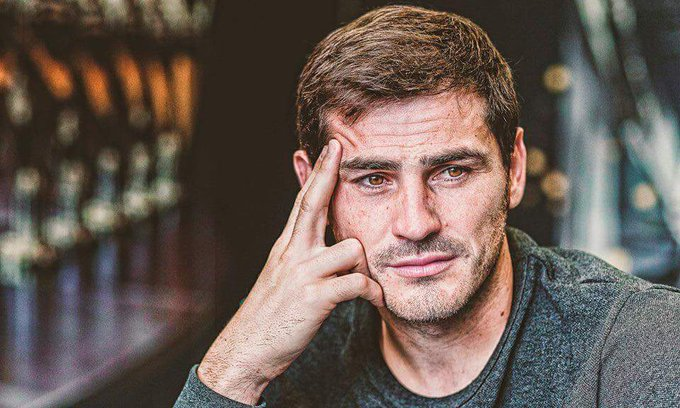 Happy birthday Iker Casillas  One of the Greatest ever to grace this beautiful game !! Gracias Iker!!