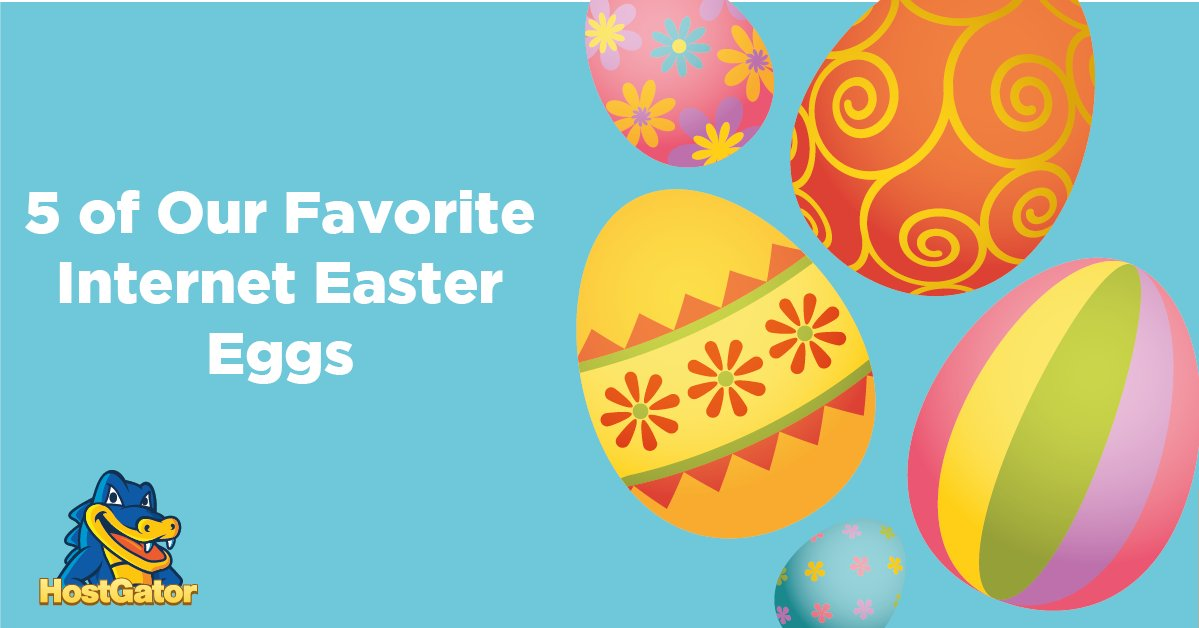 5 Internet Easter Eggs Hidden By Your Favorite Websites https://t.co/GRaScy5Byx #bestblog #blogengine https://t.co/zb192UG6tl