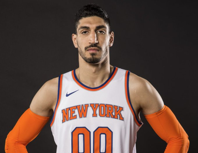 KSR: Today on KSR: Happy Birthday to Enes Kanter