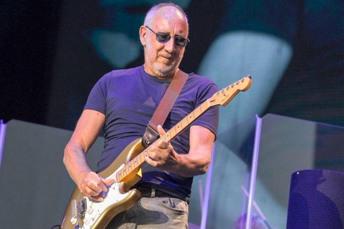 For me, one of the most gifted song-writers I\ve heard.  Happy Birthday, Pete Townshend.