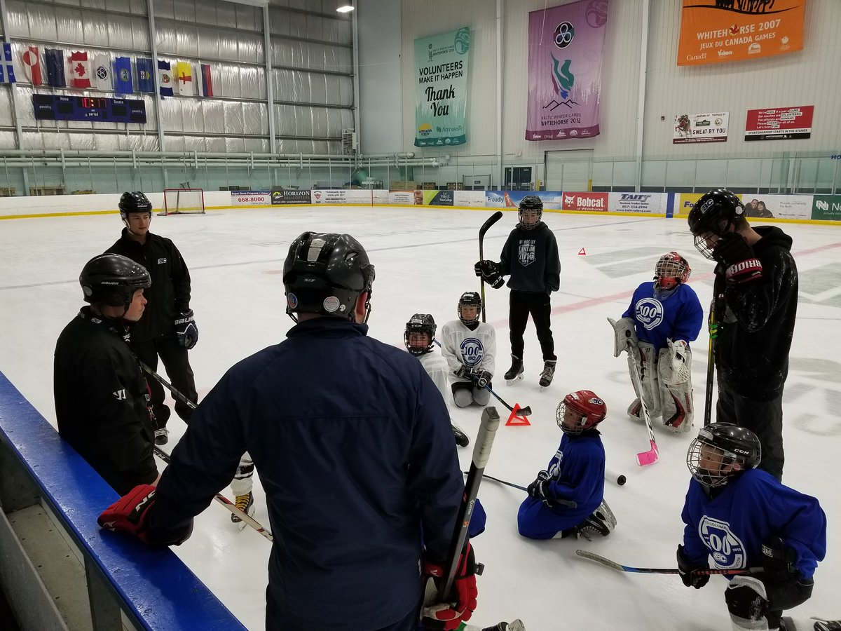 test Twitter Media - A great weekend has come to an end in #Whitehorse. Thanks @HockeyYukon for hosting @BCHockey_Source Regional Center-North Skills camp. Thanks to the junior instructors from the #Yukon. Special thanks to all those who participated and their parents. https://t.co/lygmIXODxi